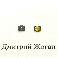 Кнопка №16,  3.5*3.5 мм