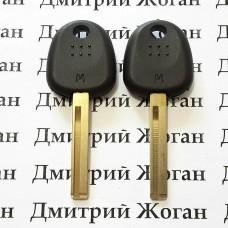 Корпус авто ключа под чип для Hyundai (Хундай) правый пропил