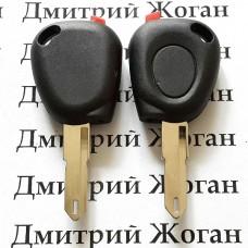 Корпус авто ключа под чип для RENAULT (Рено) лезвие NE 73