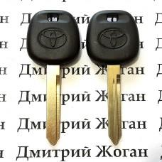 Корпус авто ключа под чип для Toyota (Тойота) с лезвием TOY47