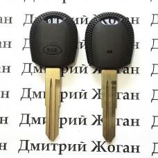 Корпус авто ключа под чип для КIA (КИА) левый с упором