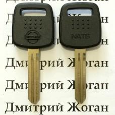 Корпус авто ключа под чип для NISSAN (Ниссан), лезвие NSN14