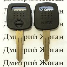 Корпус авто ключа под чип для NISSAN (Ниссан), лезвие DAT17