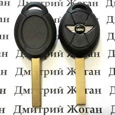 Корпус автоключа Mini (Мини) 2 кнопки