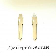 Лезвие для выкидного ключа Mercedes (Мерседес) YM15