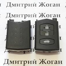 Нижняя часть выкидного ключа Mazda (Мазда) 3 кнопки